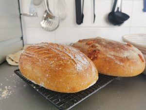 už aj vy budete vedieť, ako upiecť biely jednoduchý chlieb podľa Naty