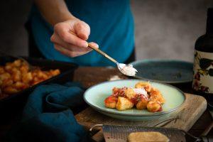 ako si jednoducho uvariť domáce gnocchi podľa Chuť od Naty je skvelý recept
