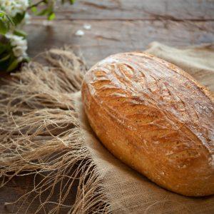 ako upiecť jednoduchý kváskový chlieb každého naučí Chuť do Naty
