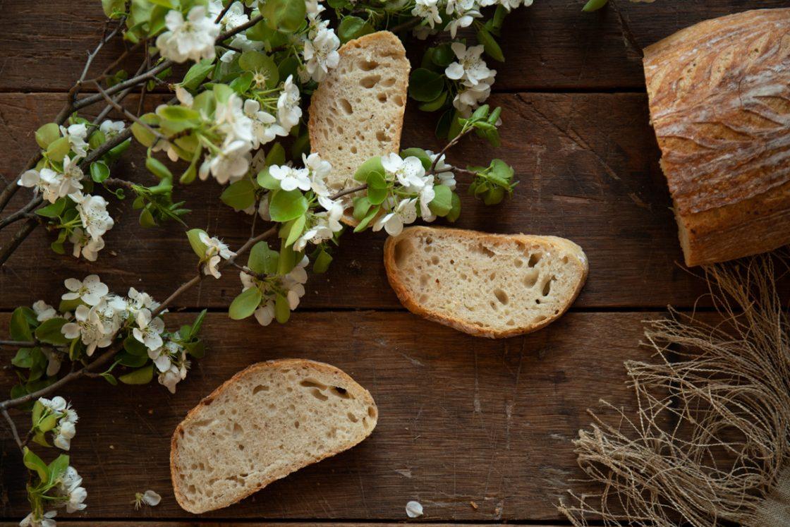 Upiecť si jednoduchý kváskový chlieb podľa Naty je hračka