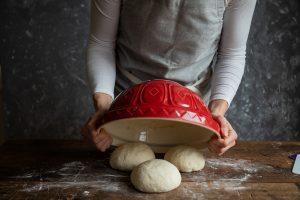 urobte si s Naty kváskovú pizzu, do ktorej sa zamilujete