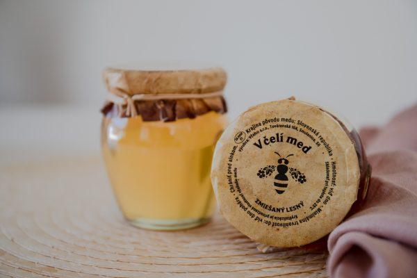 Lesný med
