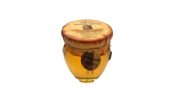 Včelí med agátový