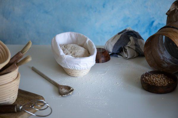 Textília do ošatky