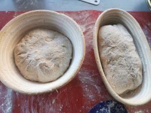jednoduchý recept na kváskový chlieb od Naty