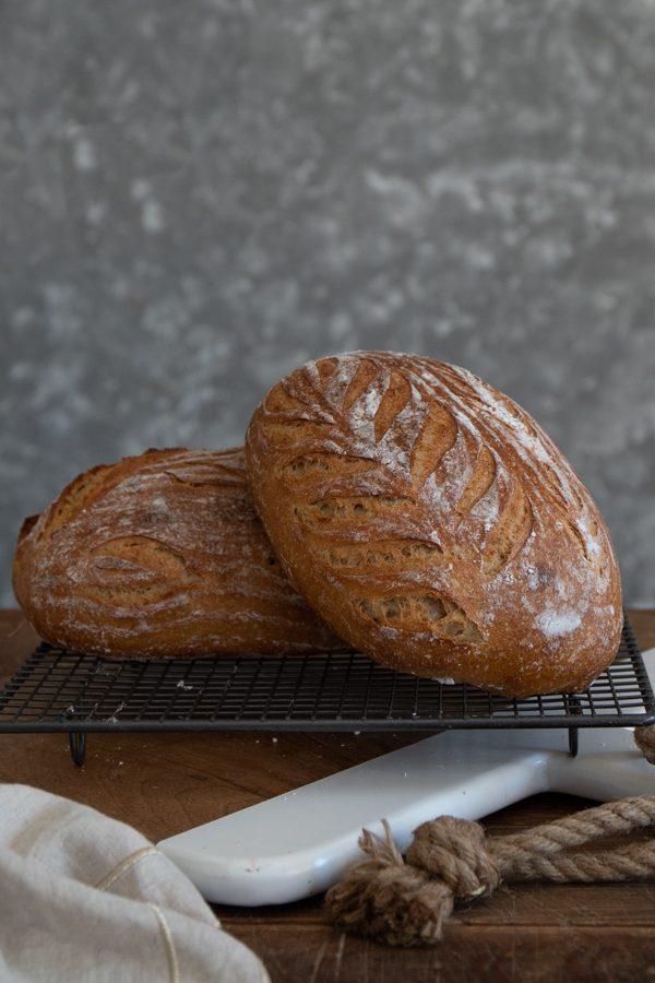 Cmarový chlieb od Naty je jednoduchý na prípravu a je veľmi chutný