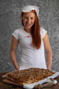 Naty je pekár a jej recept na Marlenku je najlepší