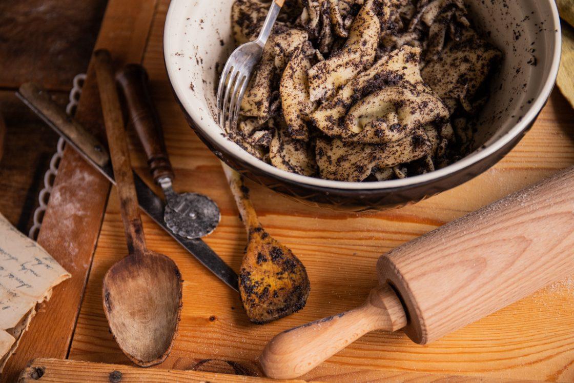 makové piery sú jednoduché jedlo s dušou našich mamičiek
