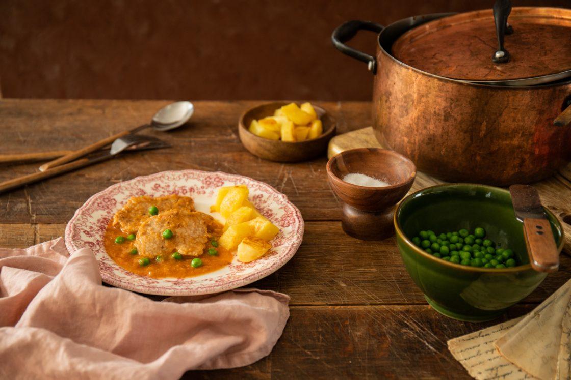 jednoduchý recept na mäso so šťavou ako od maminky podľa Naty je skvelý