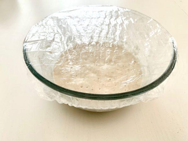 Prikrývka na misku