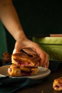 Jednoduchý a rýchly recept na slivkový koláč od Naty je úžasný