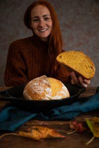 dokonalý kváskový chlieb od Naty, ktorý chutí báječne