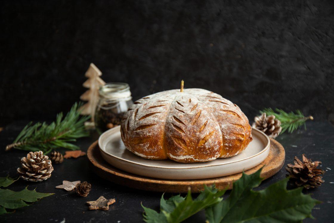 chutný recept na tekvicový chlieb podľa Naty si zamilujete