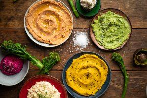 6 nátierok bez masla na desiatu pre deti aj dospelých od Naty aj pre vegánov