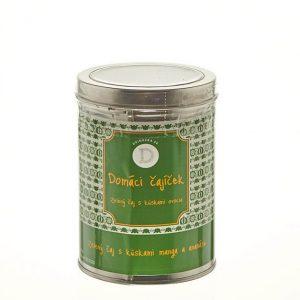 Domáci sypaný čaj