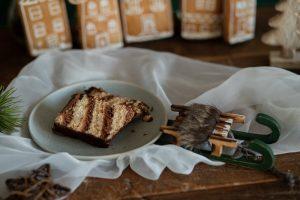 Bezprácny koláč na Vianoce ako tip Naty