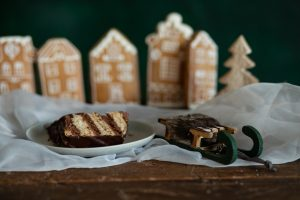 jednoduchý a veľmi efektný recept na vianočné (ne) pečenie