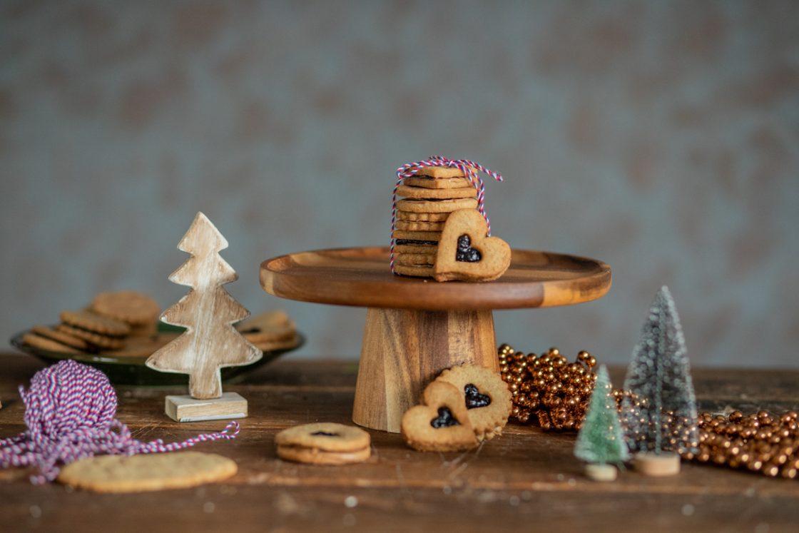 zdravý recept na vianočné pečenie s celozrnnou múkou