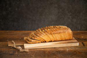 Celozrnný grahamový chlieb z kvásku od Naty