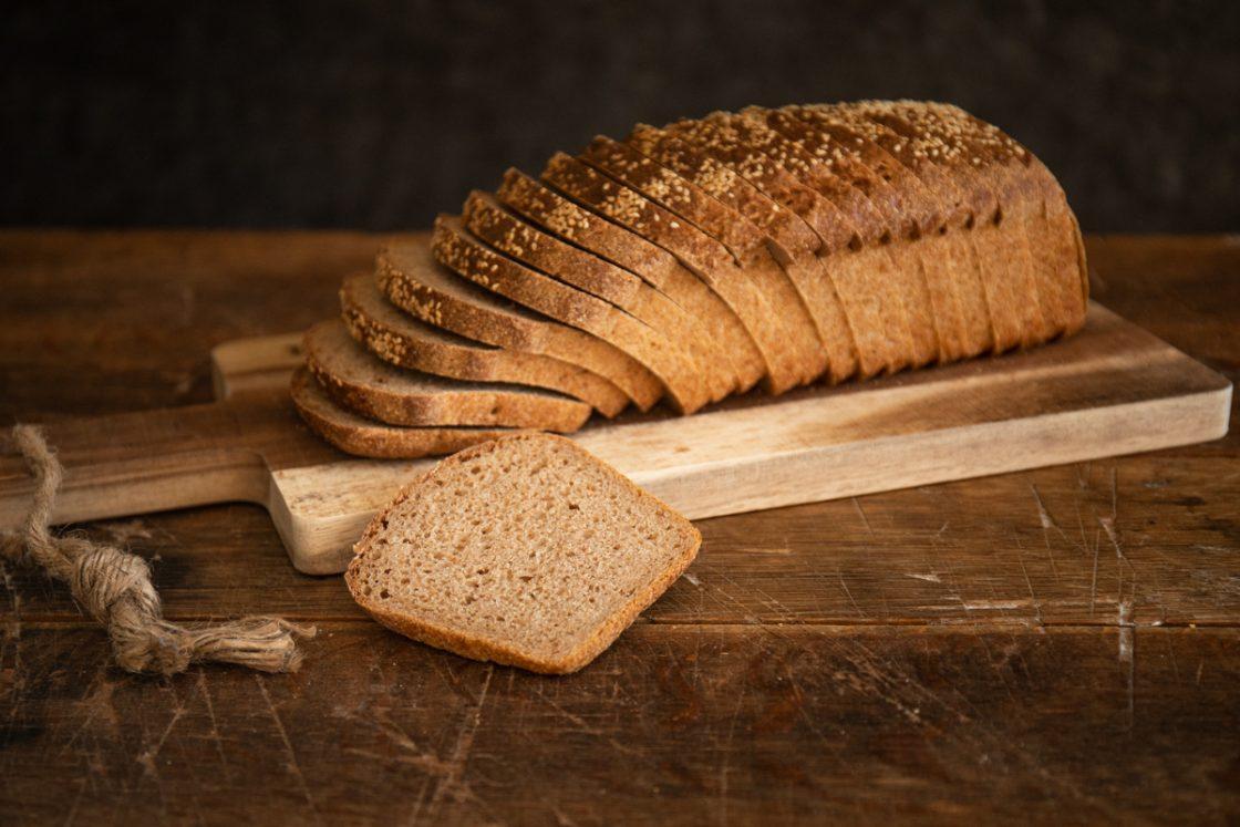 jednoduchý recept od Naty na celozrnný chlieb