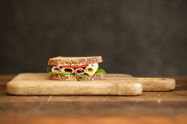 chutný sendvič od Naty a podrobný recept, ako naň