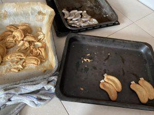 vyladený recept na orechové rožky od Naty