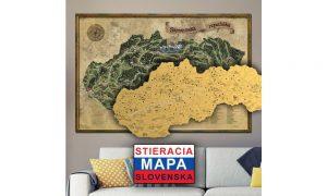 stieracia mapa z extradarcek.sk