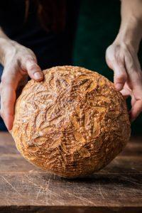 Neapolský kváskový chlieb od Naty je skvelý