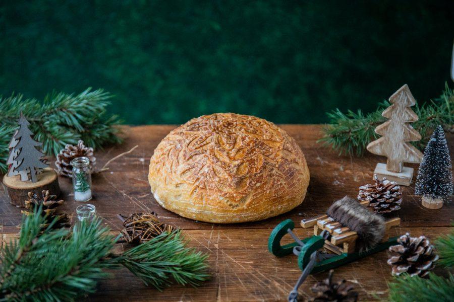 Neapolský kváskový chlieb s lievito madre od Naty