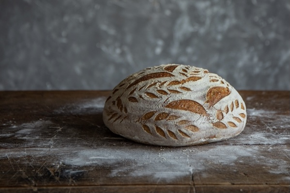 chlieb z lievito madre od Naty