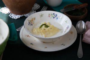 jednoduchá polievka našich starých materí od Naty