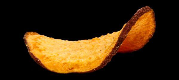 Batátové chipsy
