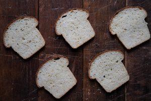 Toastový chlieb z lievito madre podľa Naty je extra nadýchaný