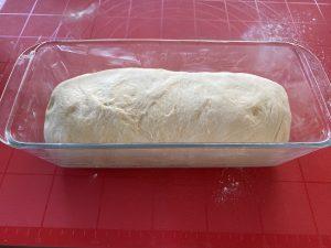 toastový chlieb z lievito madre od Naty