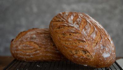 cmarový chlieb od Naty je úžasne jednoduchý a vláčny